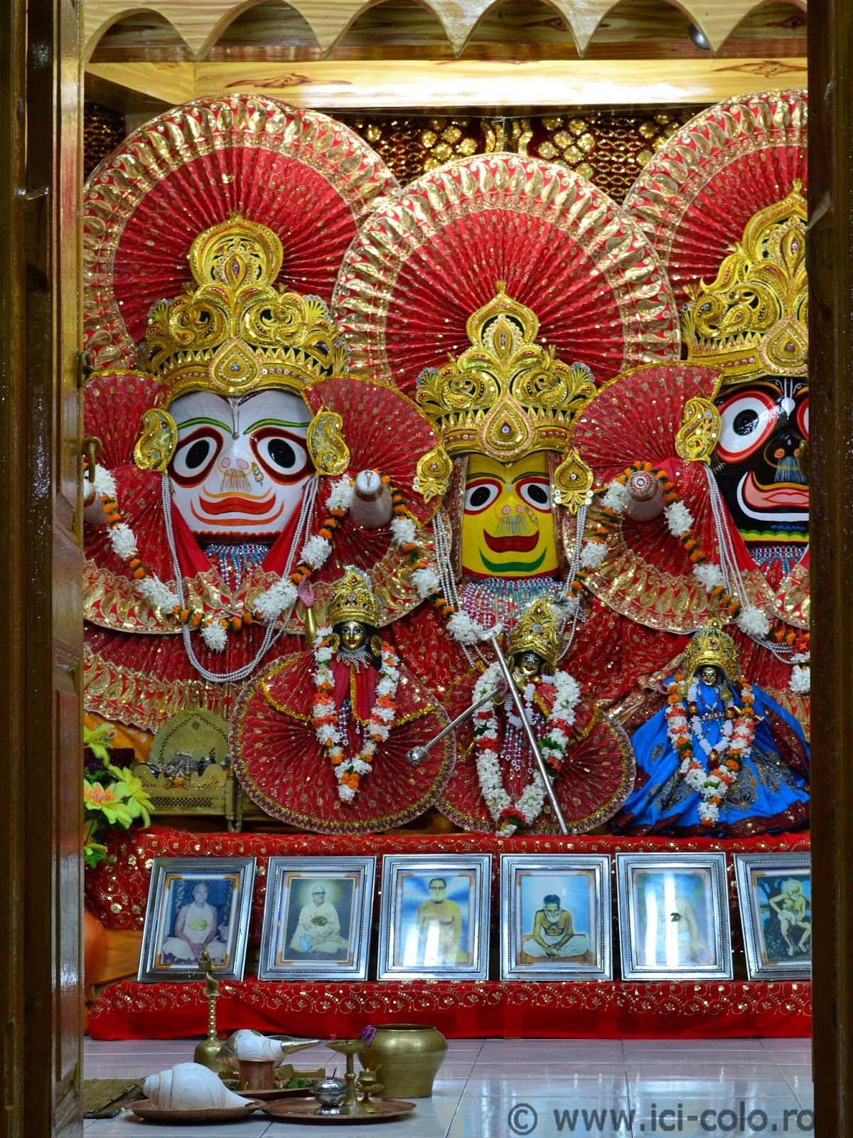 Temple hinduiste Seven Sisters Land_ici-colo.ro
