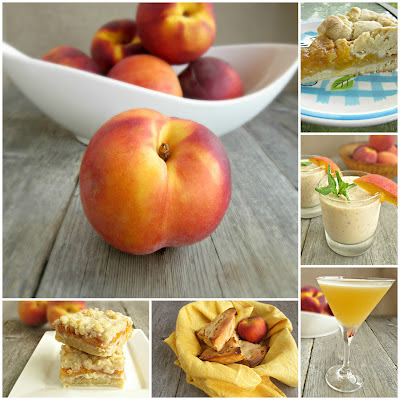 A Round Up of Peachy Delights