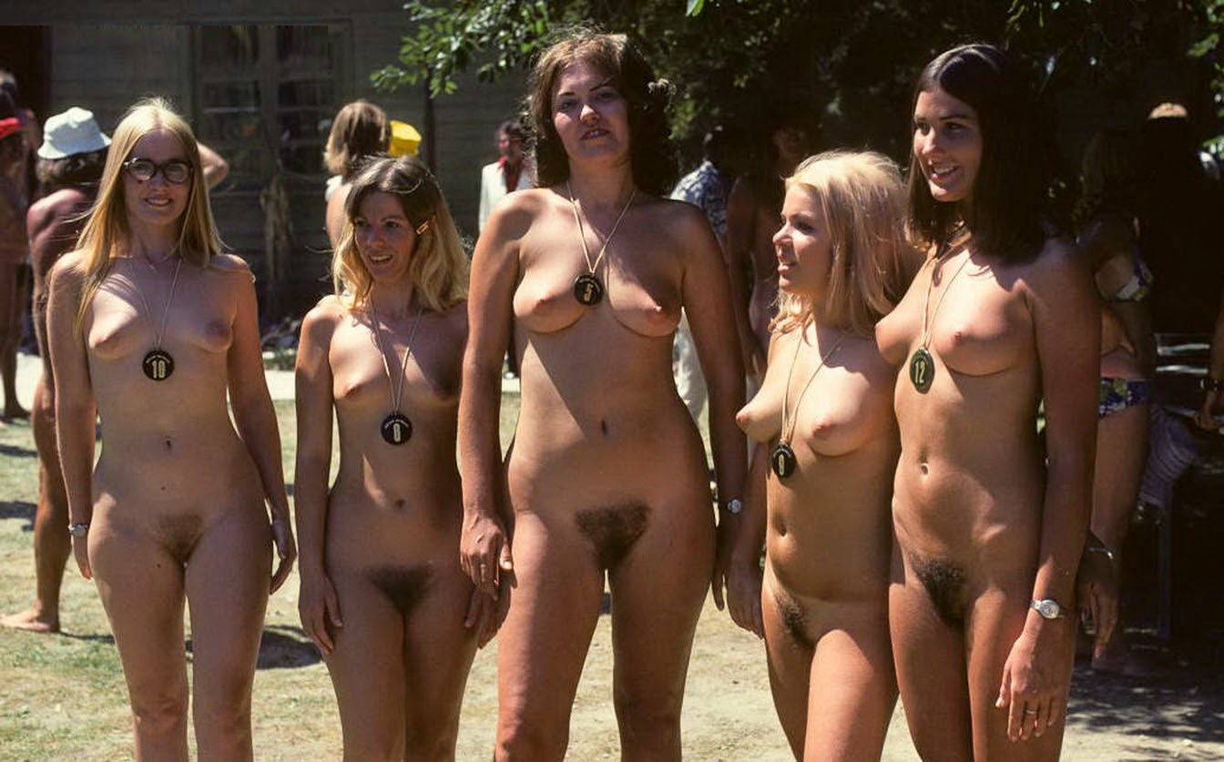 Junior miss naturist pageant