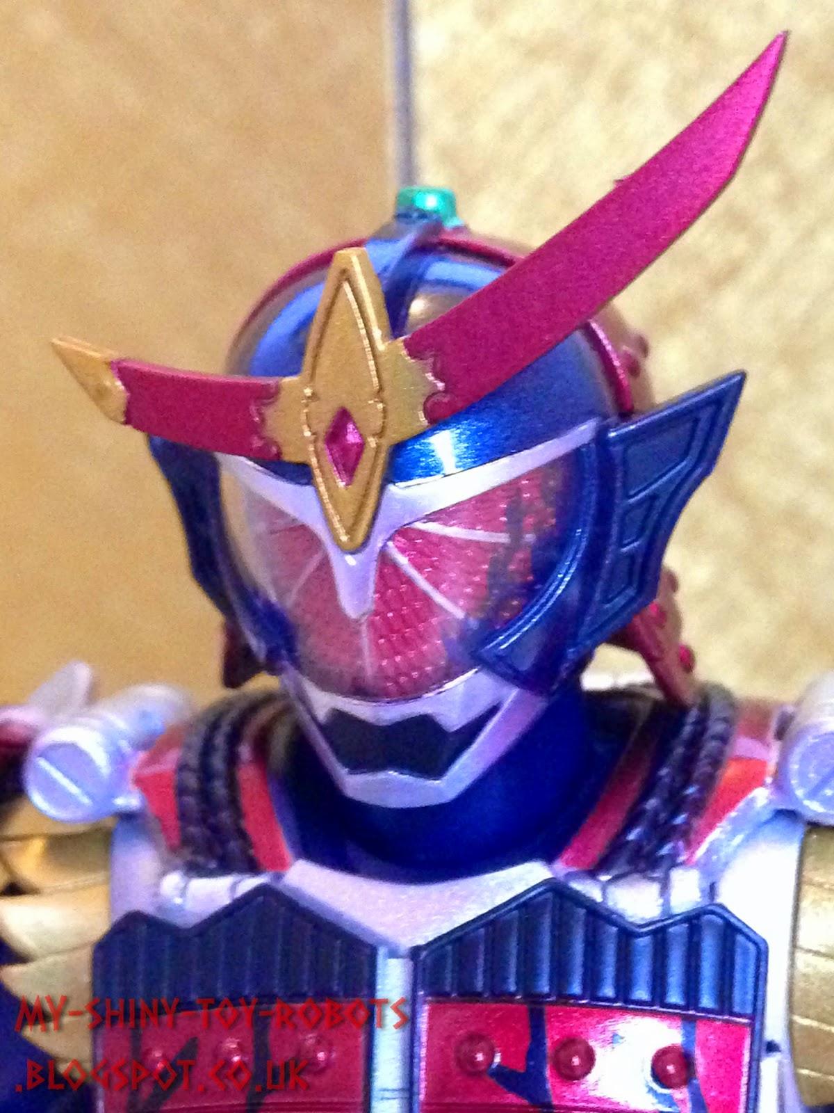 S.H. Figuarts Kamen Rider Bujin Gaim Blood Orange Arms