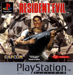 [Lista] Los 15 mejores juegos de la historia de Playstation - Resident Evil