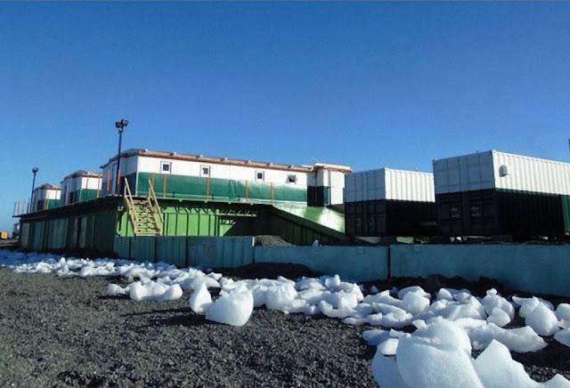 A China levou de presente a licitação da base brasileira na Antártida que serve a seus interesses militares.