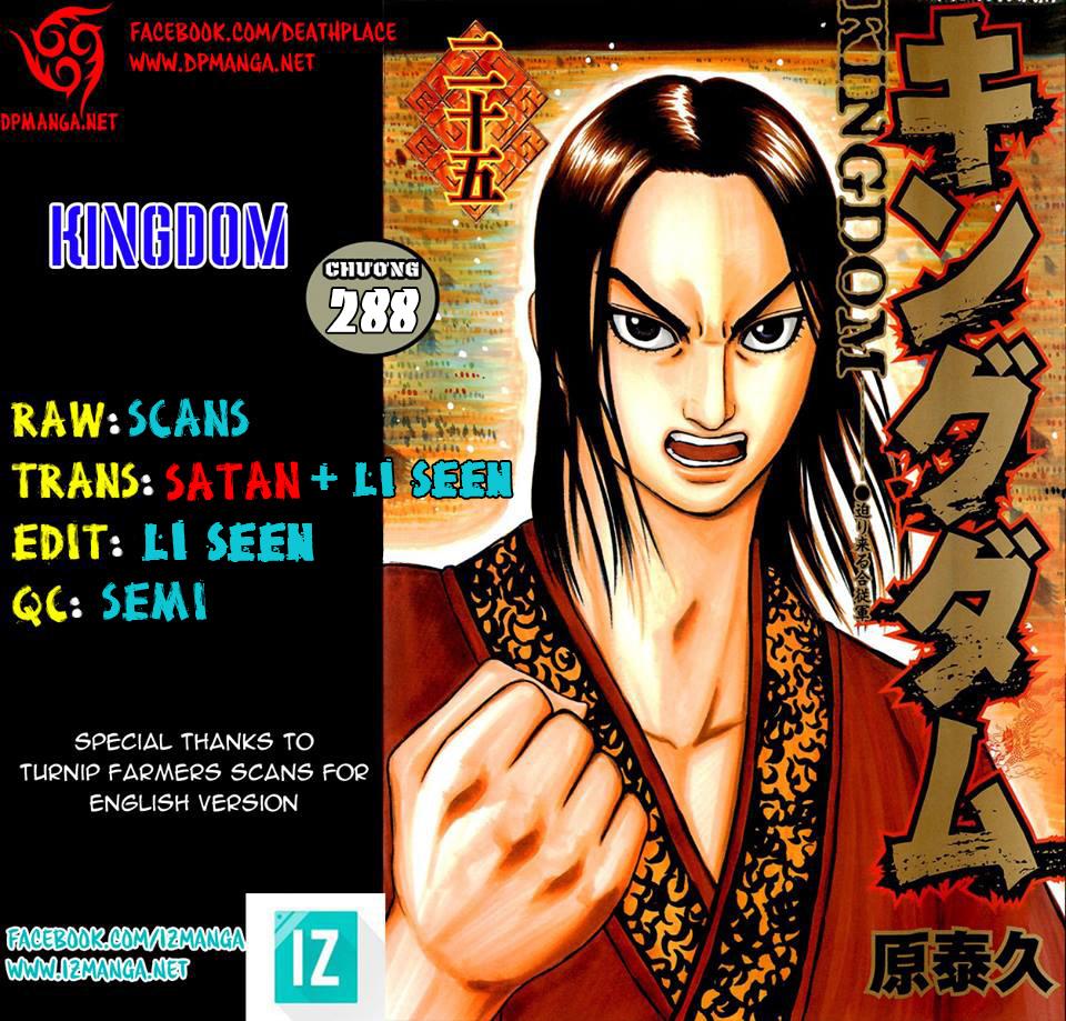 Kingdom – Vương Giả Thiên Hạ (Tổng Hợp) chap 288 page 2 - IZTruyenTranh.com