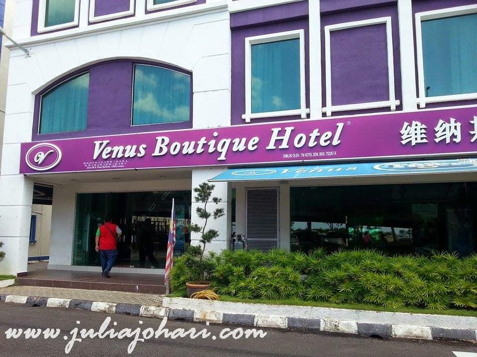 Hotel Murah Konsep Bulan Madu Di Melaka