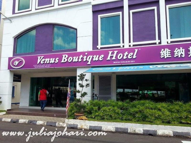 Hotel Murah Konsep Bulan Madu di Melaka | Venus Boutique Hotel