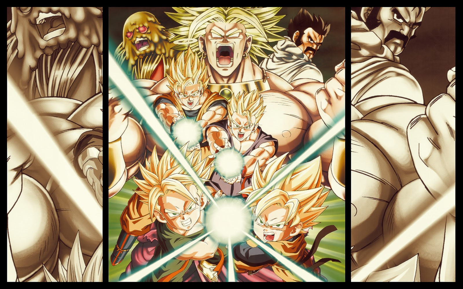 Dragon Ball HD & Widescreen Wallpaper 0.385958534878846