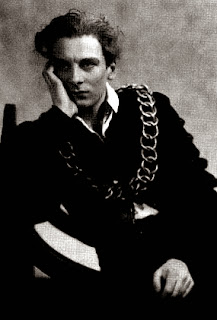 Young John Gielgud as Hamlet-Famous Polish British - Polish Greatness.com