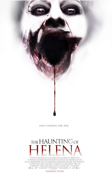 Filme Poster The Haunting Of Helena WEBRip XviD & RMVB Legendado