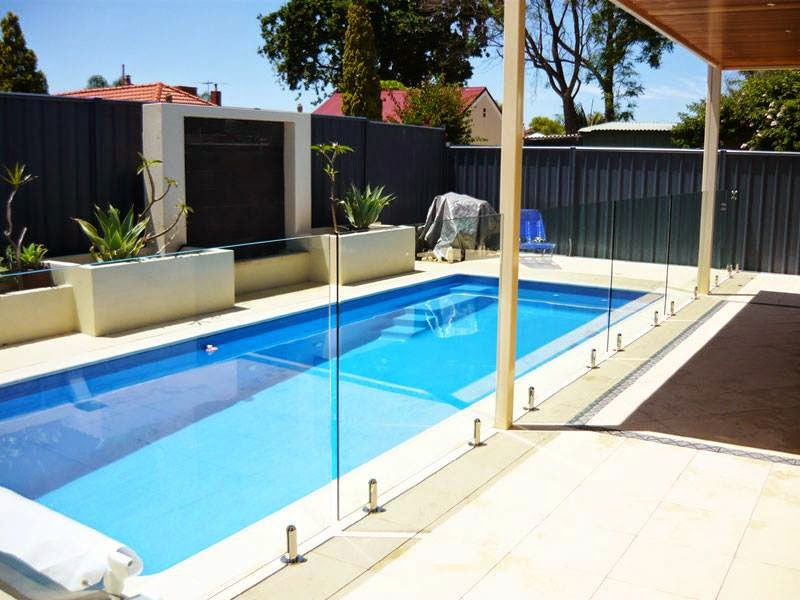 Glass Pool Fence glass pool fence systems nyc: why consider a frameless glass pool