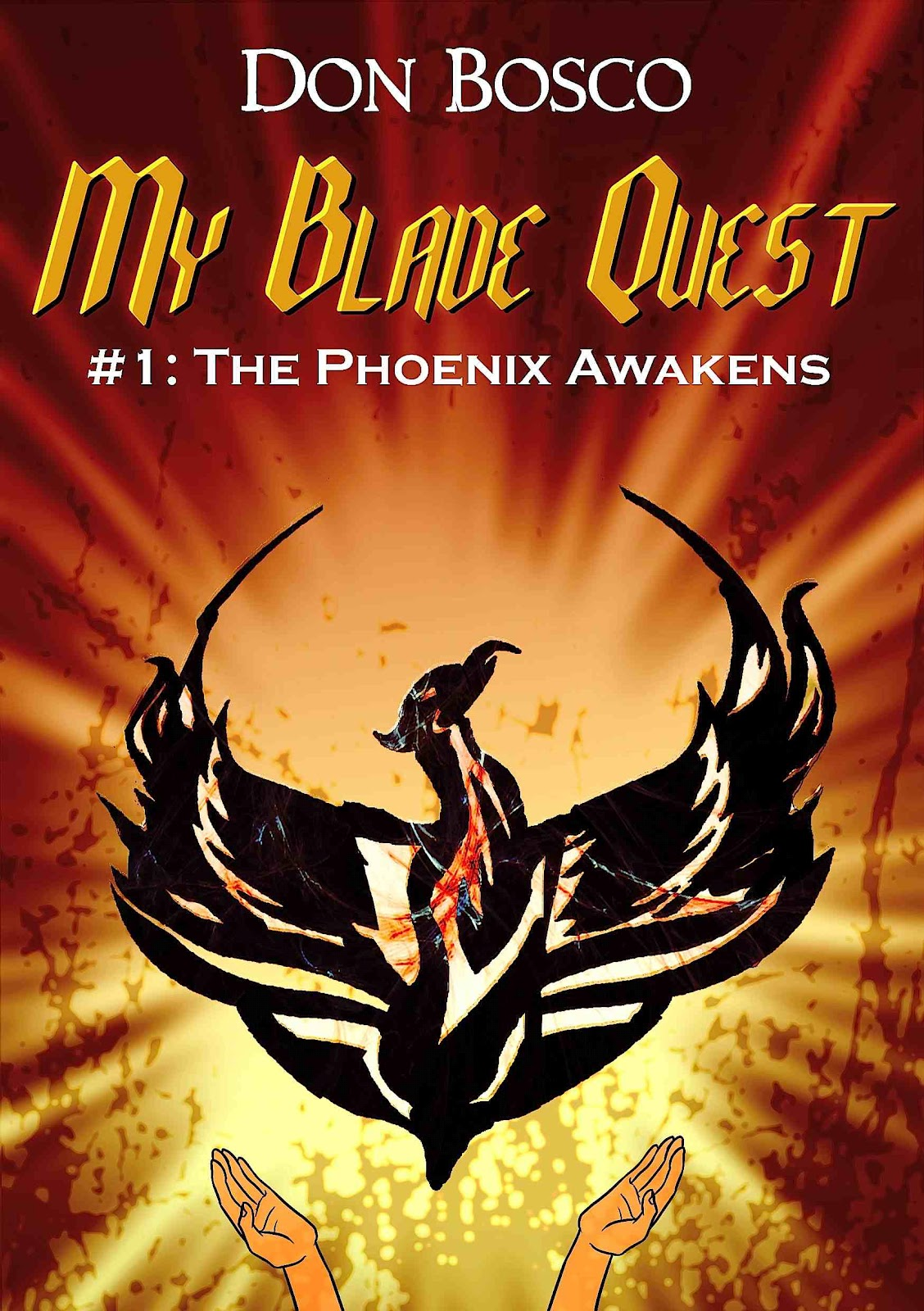 Super cool books june 2012 my blade quest theres no turning back for the young and brave fandeluxe Image collections
