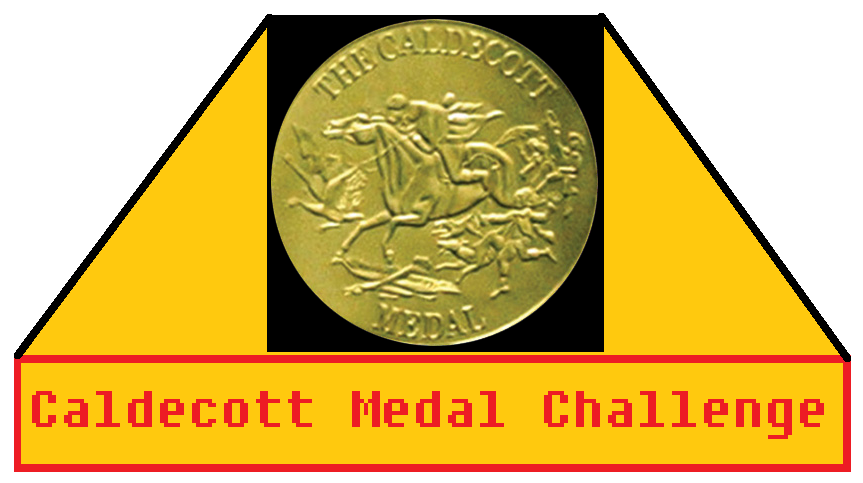 2018 Caldecott Medal Challenge Sign Up!