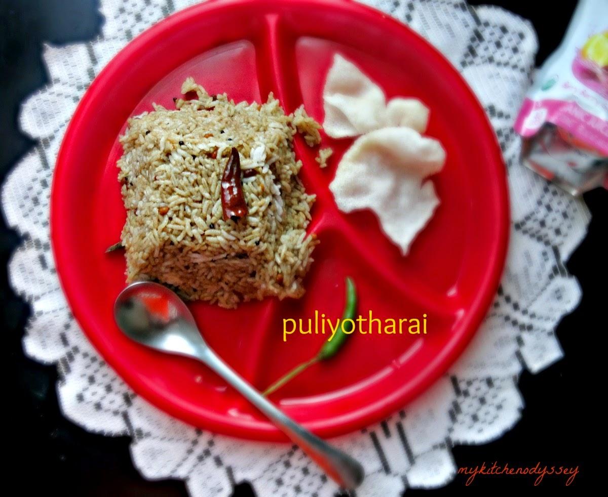 Puliyotharai