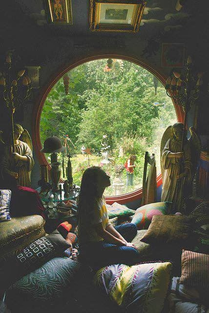 Meditation Space don't hate meditate.. creating your own meditation space | from