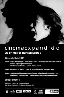 Cinema Expandido na Dimas