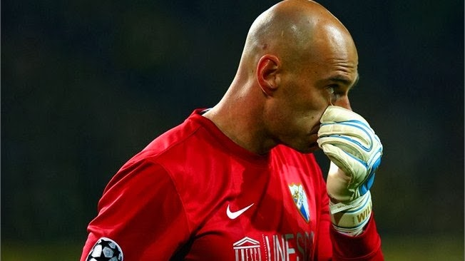 Willy Caballero - www.fbet88.com
