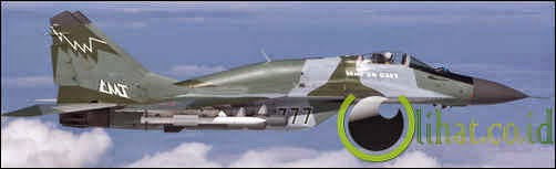 Jet Tempur MiG