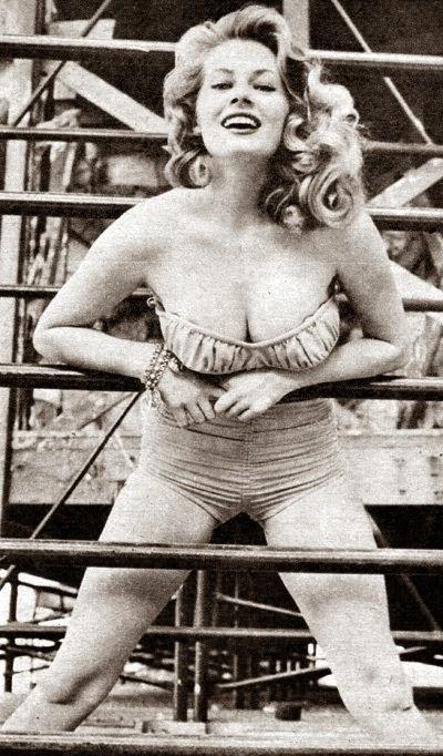naked Anita ekberg nude