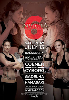 InvictaFC 6  HERstory Was Made July 13th 2013