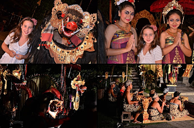 Spettacolo di danza ad Ubud 2013 rebeccatrex