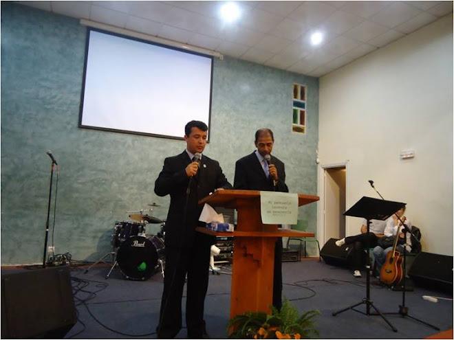 Pregação Pr Alexandre-Tarragona