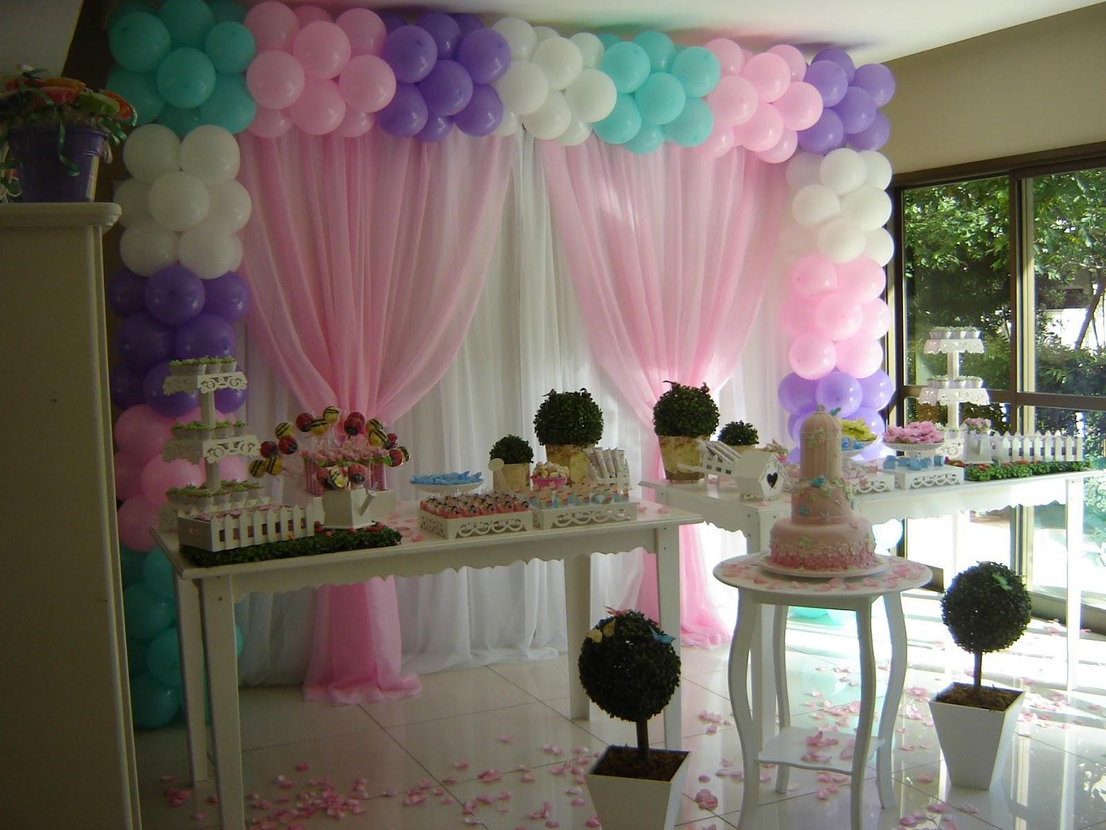 decoracao balões jardim encantado:Priscila Arte em balões: Decoração Jardim Encantado 2