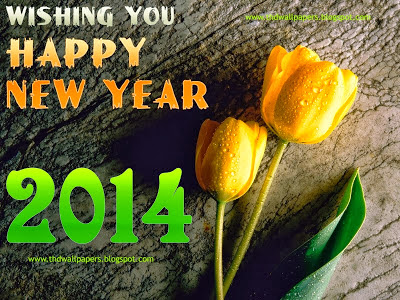 Happy New Year 2014 Latest Images Wishes Pictures