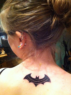 The Bat-tat.