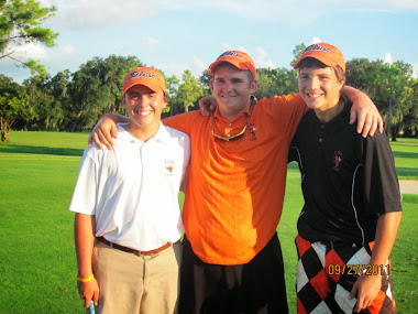 2011 Leesburg High School Golf