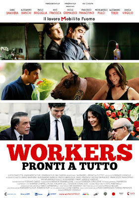 Workers - Pronti a tutto streaming ITA