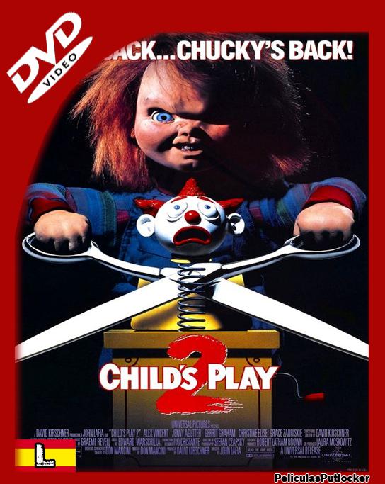 Chucky 2 [DVDRip][Latino][FD-SD-MG]
