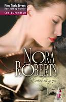 Entre tú y yo de Nora Roberts reseña