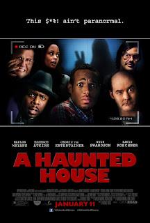 Ver online: A Haunted House (¿Y Dónde Está el Fantasma?) 2013