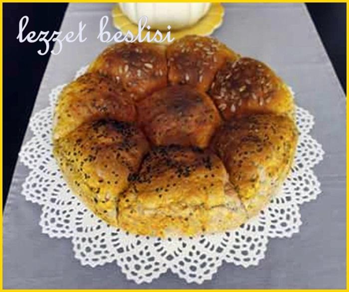 papatya ekmek nasıl yapılır