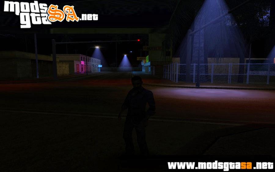 SA - Improved Lamppost Lights v3