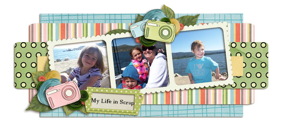 My Life in Scrap by luvmykids