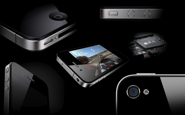 iPhone 4S, HD Wallpaper
