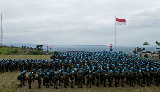 Pasukan Anti Teror 18 Negara Akan Berlatih di Sentul Bogor