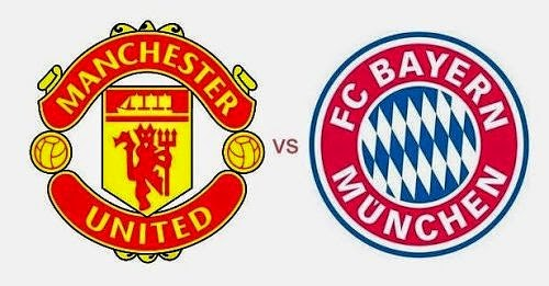 Hasil Pertandingan Manchester United vs Bayern Munich 2 April 2014