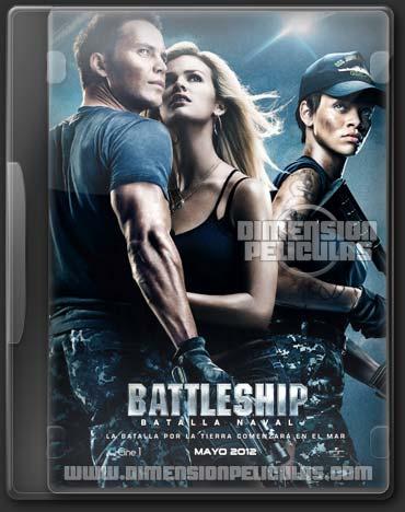 Battleship (DVDRip Español Latino) (2012)
