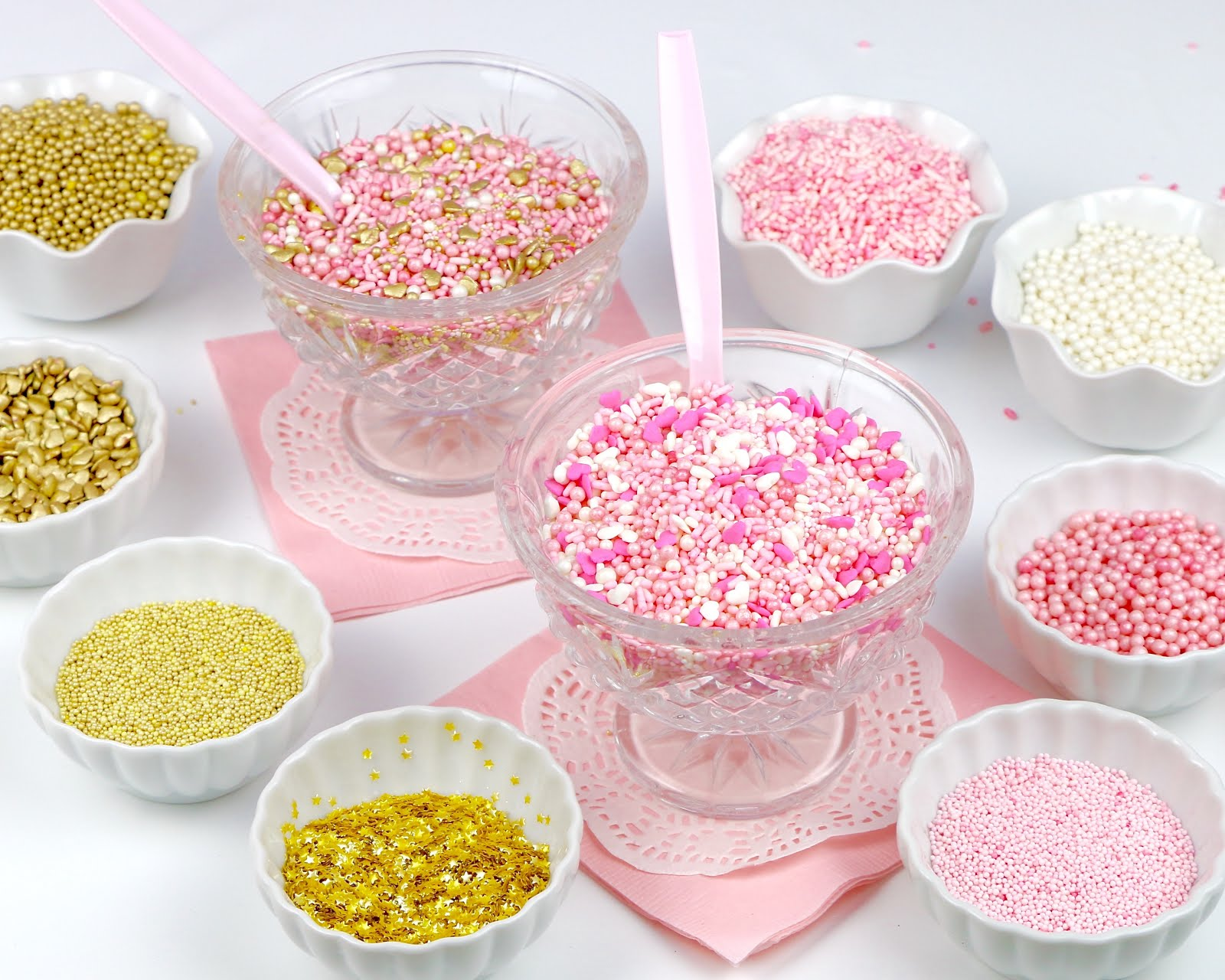 VIDEO} How to Make Custom Colored and Flavored Sprinkles and DIY ...