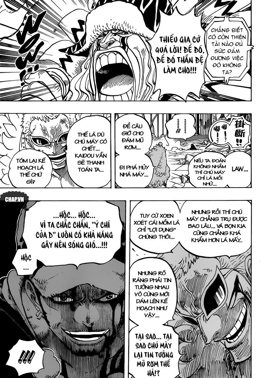 Đảo Hải Tặc chap 729 - Trang 7