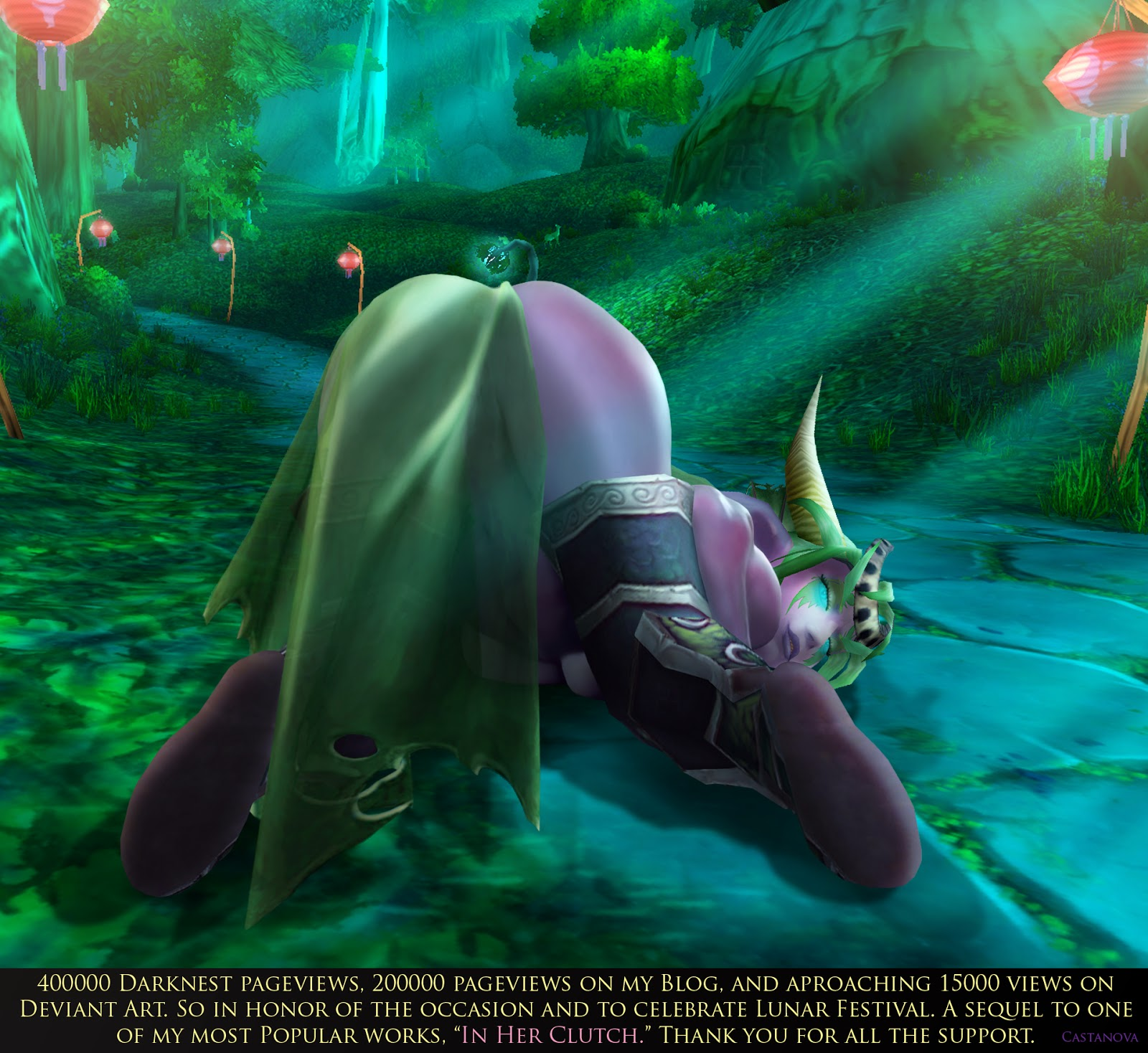 Warcraft ysera hentai adult private hoes