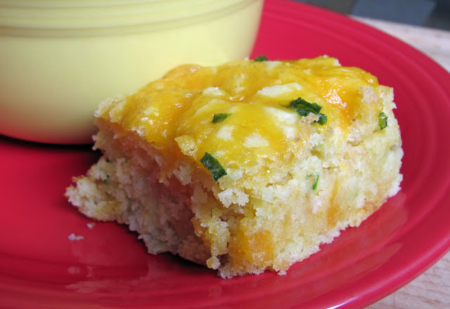 ... Vegetable Mexican Soup with Jalapeno Cheddar Cornbread {Soup Week