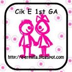 @11 june : Cik E 1st Giveaway