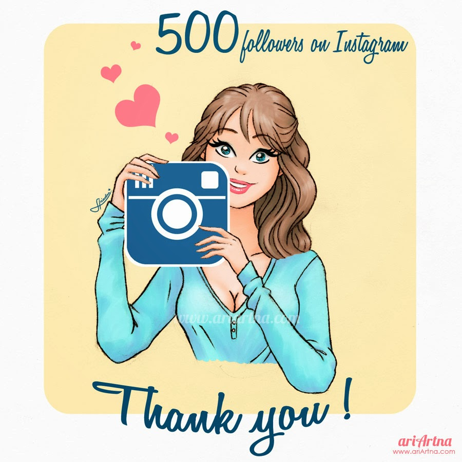 how to get 500 followers on instagram
