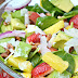 Tropical Avocado Spinach Salad Recipe
