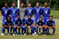 Selección fútbol gana eliminatorias Copa del Caribe