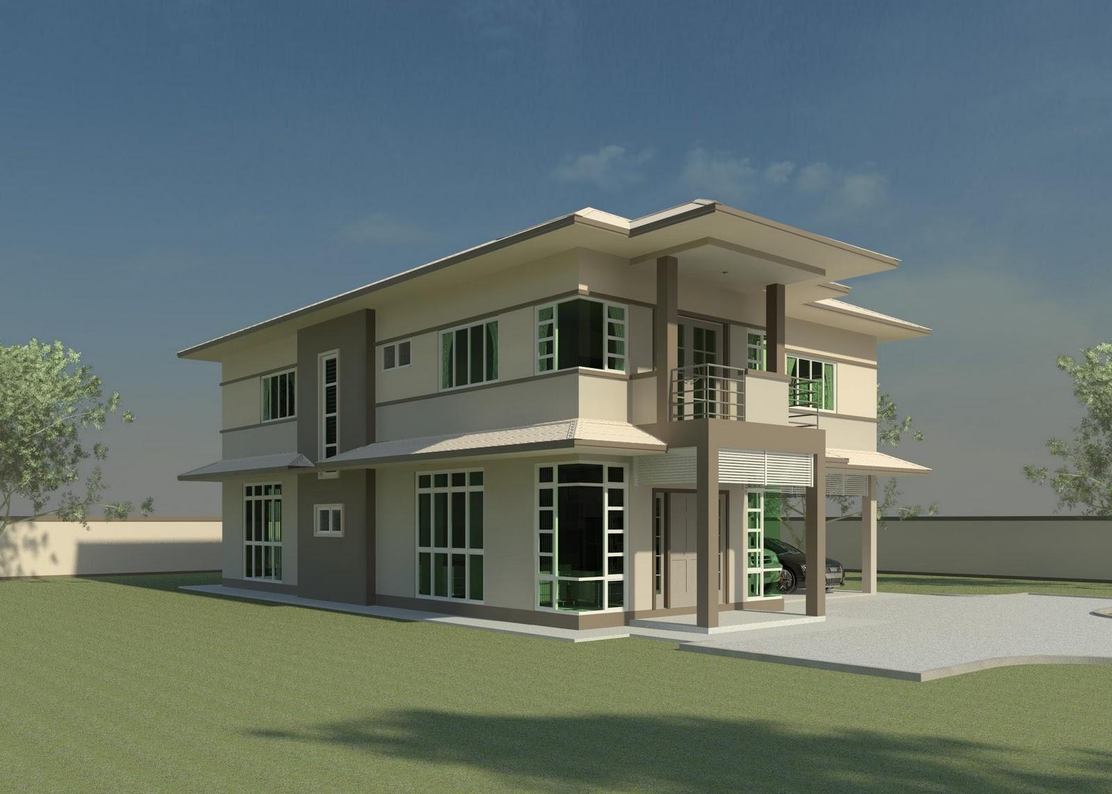Khalid Rahman Design 5 Bedrooms 6 Bathrooms Double