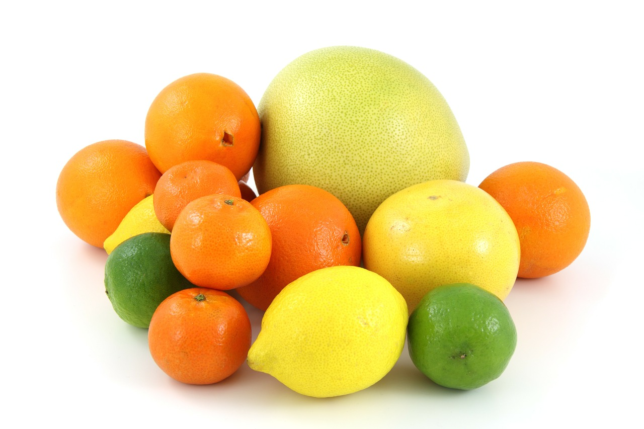 cara diet dengan buah-buahan lemon