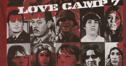 Unpopped Cinema: LOVE CAMP 7 - DVD REVIEW
